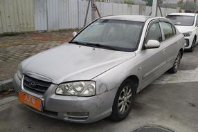 现代-伊兰特 2007款 1.6L 手动舒适型