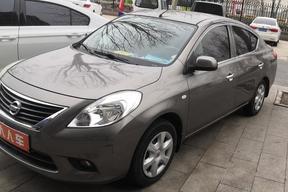 日产-阳光 2011款 1.5XE CVT舒适版