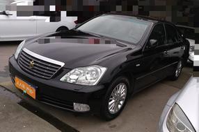 丰田-皇冠 2006款 2.5L Royal 真皮版