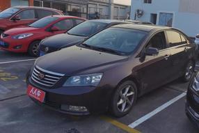 吉利汽车-经典帝豪 2012款 三厢 1.8L CVT豪华型