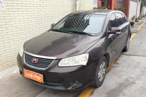 吉利汽车-经典帝豪 2012款 两厢 1.5L 手动标准型