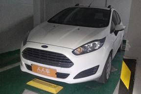 福特-嘉年华 2013款 两厢 1.5L 手动风尚型