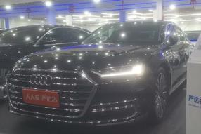 奥迪-奥迪A8 2019款 Plus A8L 55 TFSI quattro 豪华型