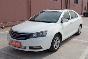 吉利汽车-经典帝豪 2013款 三厢 1.5L 手动进取型