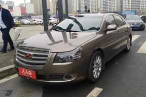 吉利汽车-吉利EC8 2013款 2.0L 自动尊贵型