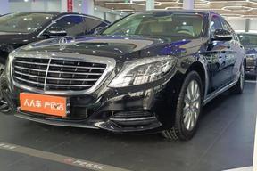 奔驰-奔驰S级 2016款 S 320 L 豪华型