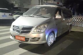 福田-蒙派克E 2009款 2.0L财富快车舒适版长轴4G63S4M