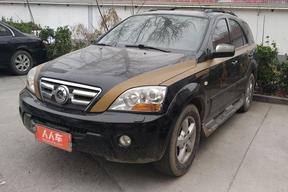 起亚-索兰托 2006款 3.8L 汽油舒适版
