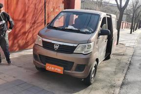 哈飞-中意V5 2013款 1.3L舒适型M13R封闭货车