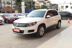大众-Tiguan 2016款 2.0TSI (平行进口车)