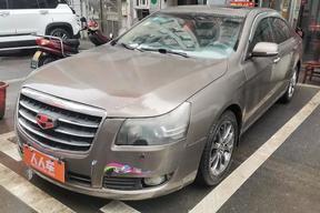 吉利汽车-吉利EC8 2011款 2.0L 自动舒适版