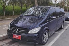 奔驰-唯雅诺 2010款 2.5L 尊贵版