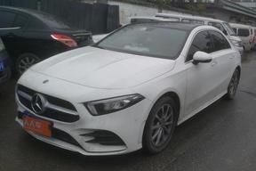 奔驰-奔驰A级 2019款 改款 A 200 L 运动轿车