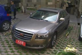吉利汽车-吉利EC8 2011款 2.0L 手动舒适版
