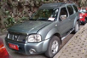 日产-帕拉丁 2008款 2.4L 两驱标准型