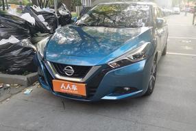 日产-蓝鸟 2016款 1.6L CVT炫酷版