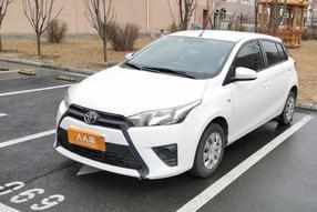 丰田-YARiS L 致炫 2014款 1.3E 手动魅动版