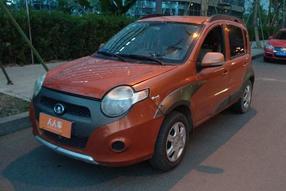 长城-长城M1 2009款 1.3L 两驱舒适型