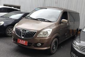 福田-蒙派克E 2012款 2.0L商务版标准型长轴4Gi-VVT