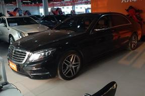 奔驰-奔驰S级 2016款 S 400 L 4MATIC