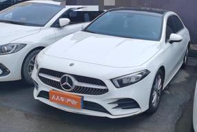 奔驰-奔驰A级 2020款 A 200 L 运动轿车