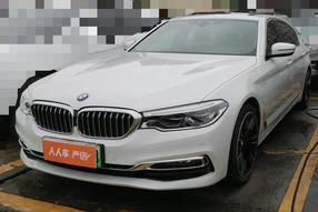 宝马-宝马5系新能源 2019款 530Le 豪华套装