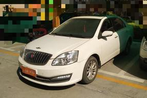 吉利汽车-海景 2014款 1.5L 手动尊贵型