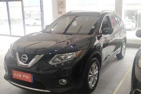 日产-奇骏 2014款 2.5L CVT尊享版 4WD