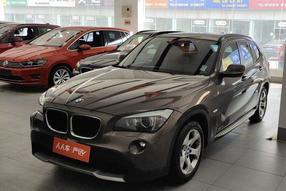 宝马-宝马X1 2012款 sDrive18i 豪华型