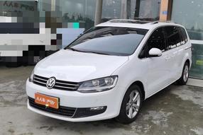 大众-夏朗 2018款 380TSI 舒享型 7座