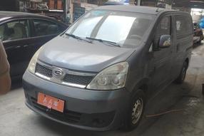 广汽吉奥-星朗 2013款 1.3L 五座基本型