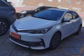 丰田-卡罗拉 2017款 改款 1.2T S-CVT GL-i