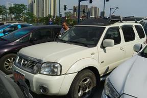 日产-帕拉丁 2007款 2.4L XE 四驱超豪华型