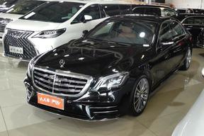 奔驰-奔驰S级 2018款 S 450 L 4MATIC 卓越特别版