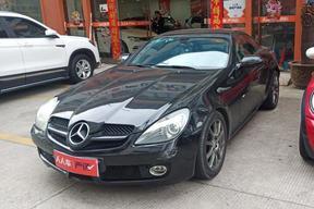 奔驰-奔驰SLK级 2009款 SLK 300 黑白经典版