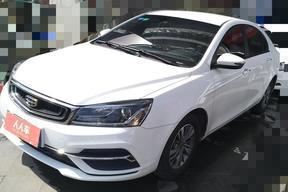 吉利汽车-帝豪 2018款 1.5L CVT豪华型