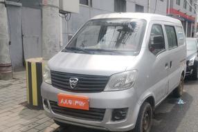 哈飞-民意 2012款 1.0L科技箱式货车