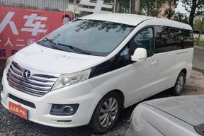 江淮-瑞风M5 2013款 2.0T 汽油自动公务版