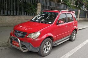 众泰-众泰5008 2010款 1.3L 手动标准型
