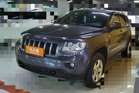 Jeep-大切诺基(进口) 2012款 3.6L 舒适导航版
