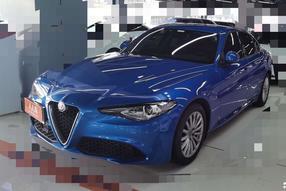 阿尔法·罗密欧-Giulia 2017款 2.0T 200HP 精英版