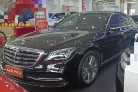 奔驰-奔驰S级 2020款 S 350 L 尊享型 臻藏版