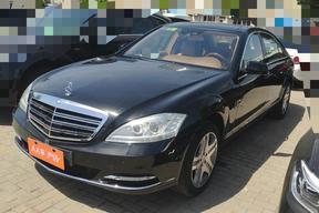 奔驰-奔驰S级 2010款 S 600 L