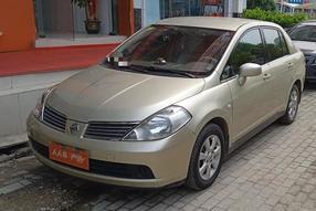 日产-颐达 2006款 1.6J MT