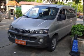 江淮-瑞风 2011款 2.0L穿梭 汽油舒适版HFC4GA3