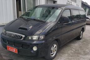 江淮-瑞风 2011款 2.8T穿梭 柴油舒适版HFC4DA1-2B1