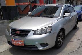 吉利汽车-经典帝豪 2013款 两厢 1.8L CVT精英型