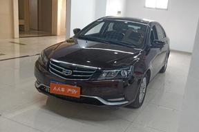 吉利汽车-帝豪 2016款 三厢 1.5L CVT向上版