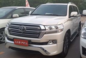 丰田-兰德酷路泽(进口) 2015款 4.0L V6 (平行进口车)