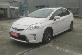 丰田-普锐斯 2012款 1.8L 标准版